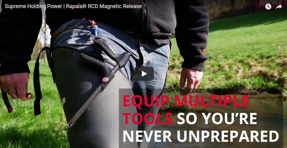 Rapala® RCD Magnetic Release
